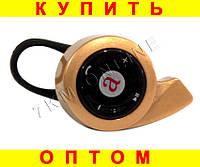 Гарнитура с ушным крючком AT-BT21  -- ЗОЛОТО, фото 1