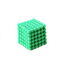 Головоломка Неокуб NeoCube 216 шариков по 5мм - Фосфорный