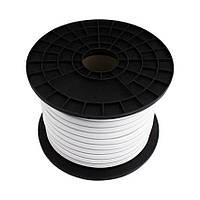 Светодиодный LED гибкий неон PROLUM 2835\120 IP68 220V, Белый