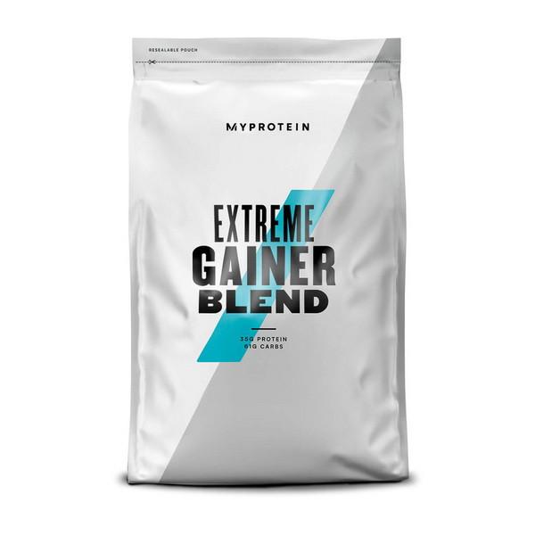 Гейнер для набора массы MyProtein Hard Gainer Extreme (2,5 кг) майпротеин хард экстрим  banana