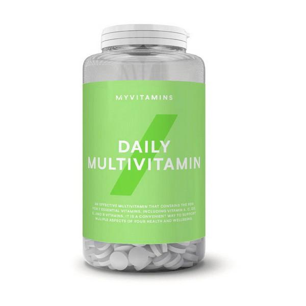 Комплекс витаминов MyProtein Daily Vitamins (60 таб) майпротеин дейли витаминс