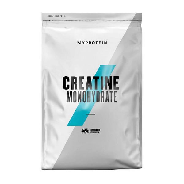 Креатин моногидрат MyProtein Creatine Monohydrate (250 г) майпротеин blue raspberry