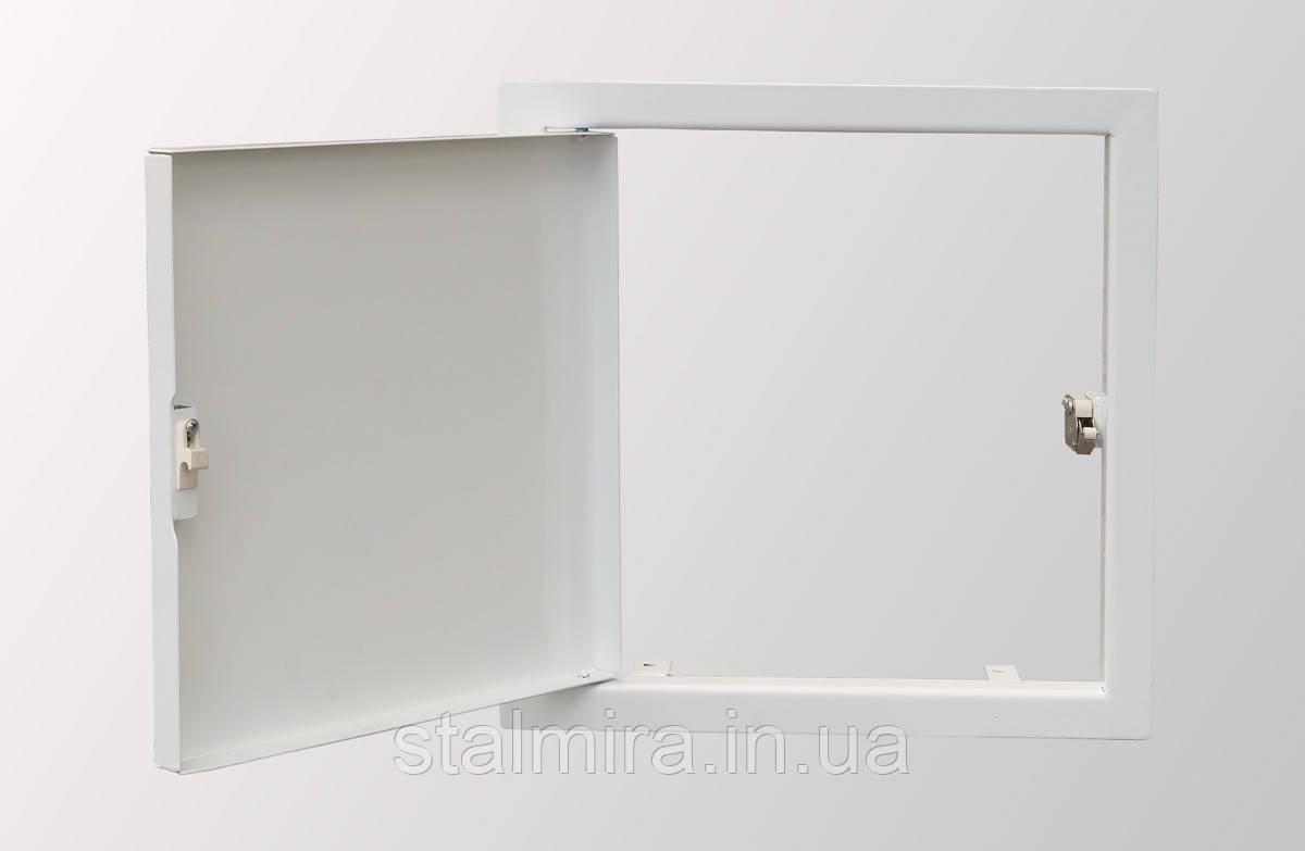 """Люк ревизионный металлический """"Эконом"""" 400х500"""