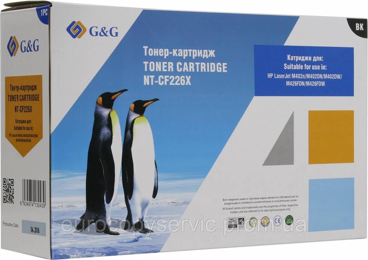 Картридж G&G для HP LJ Pro M402d/M402dn/M402n/ M426dw/M426fdn/M426fdw (9000 стр)