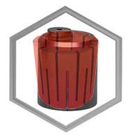 Тигель графитовый Galloni PCM, фото 1