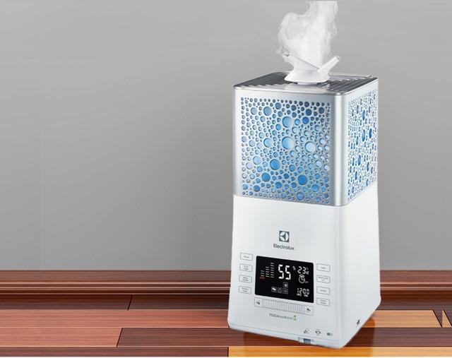 Воздухоувлажнитель Electrolux EHU–3815D White