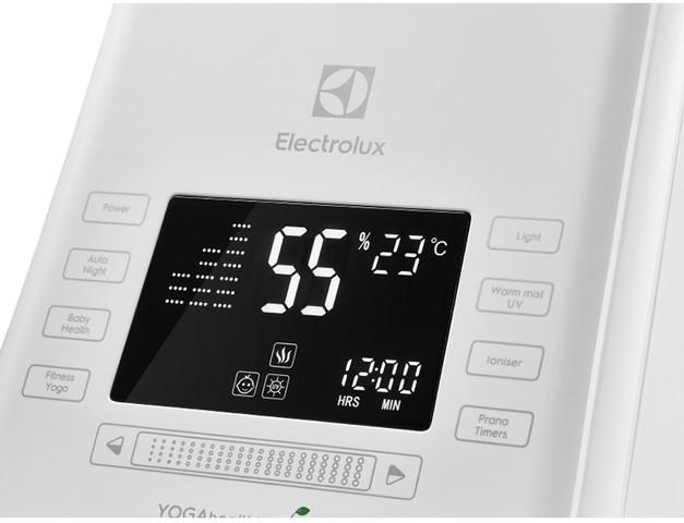 сенсорная панель управления увлажнителя воздуха Electrolux EHU–3815D