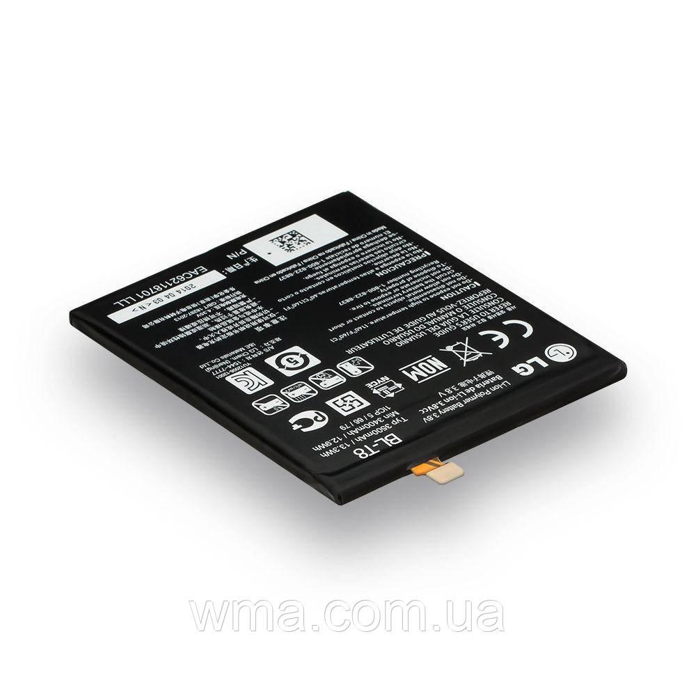 Акумулятор для телефонів (батарея) для телефонів (батарея) LG BL-T8 / G Flex D955 Характеристики AAAA