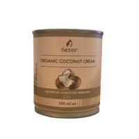 Кокосовые сливки ЇжЕко, органика, 200 мл