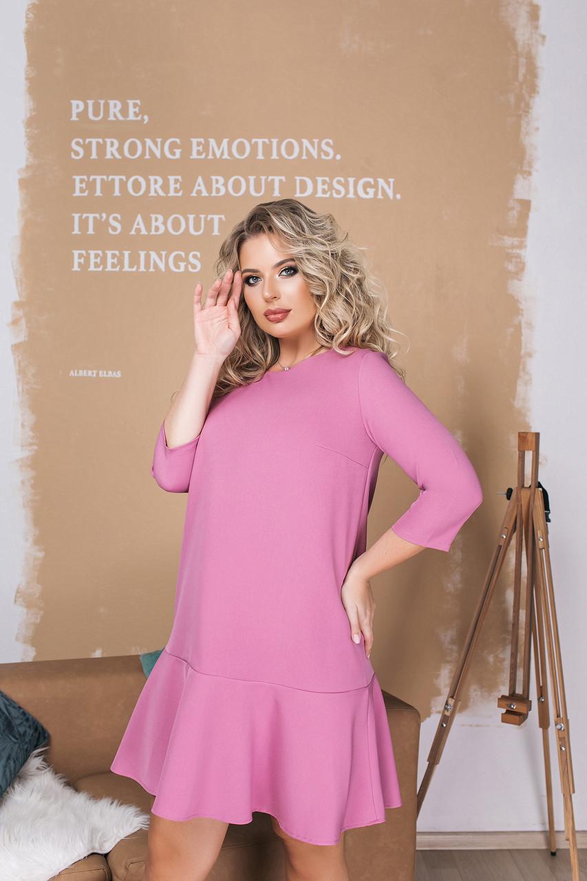 Платье LiLove 034-2 48 фрез
