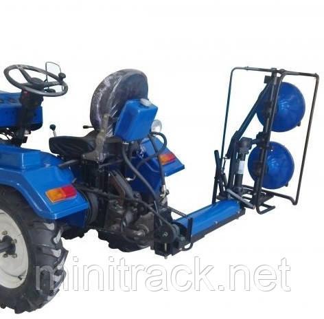 Роторная косилка на мототрактор GS-01 Light