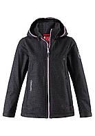Детская куртка из материала Softshell Reima Cornise 134* (531280-9678)