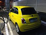 FIAT 500 (Cinquecento), 2008г.в., 1.4, 100л.с., не бит, не крашен, фото 2