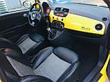 FIAT 500 (Cinquecento), 2008г.в., 1.4, 100л.с., не бит, не крашен, фото 4