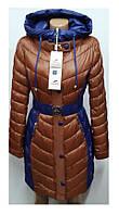 Пальто зимнее женское размеры L  XL   арт 012  TOWMY XL