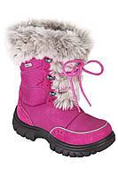 Зимние сапожки для девочек VIVIAN 34* (569117-3580)