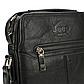 Мужская Сумка Через Плечо Jeep Buluo (JB1062-2) Черная, фото 7
