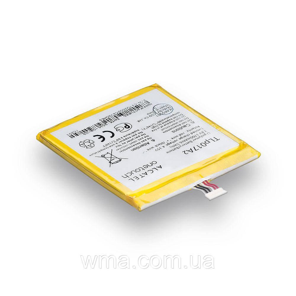 Аккумулятор для телефонов (батарея) Alcatel One Touch 6012 / TLp017A2 Характеристики AAAA