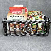 Корзинка плетеная для специй кухонная, фото 1