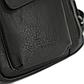 Мужская Сумка Через Плечо Мессенджер Polo Vicuna (V8847) Искусственная Кожа Черная, фото 6