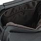 Мужская Сумка Через Плечо Мессенджер Polo Vicuna (V8847) Искусственная Кожа Черная, фото 4