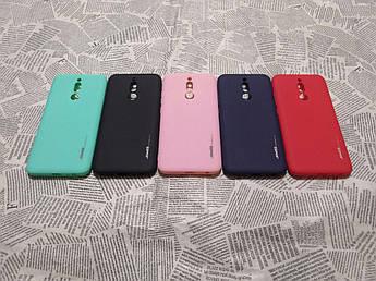 TPU чехол накладка Smitt для Xiaomi (Ксиоми) Redmi 8