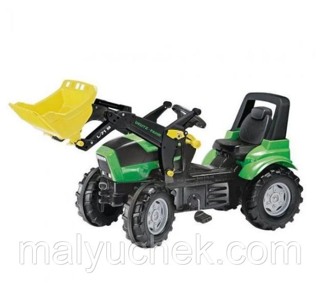 Трактор Deutz с ковшом Rolly Toys 710034