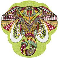 Пляжное покрывало Слон, 150 х 150 см.