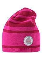 Трикотажная шапочка из шерстяной смеси NEBULA REIMA 52* (528365-4620B)