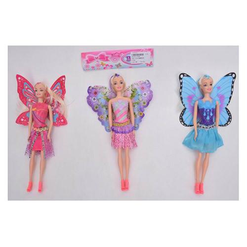 """Кукла """"Фея"""", 3 вида, YS84"""