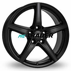 Alutec Raptr R17 W7.5 PCD5x114.3 ET40 DIA70.1 Racing Black