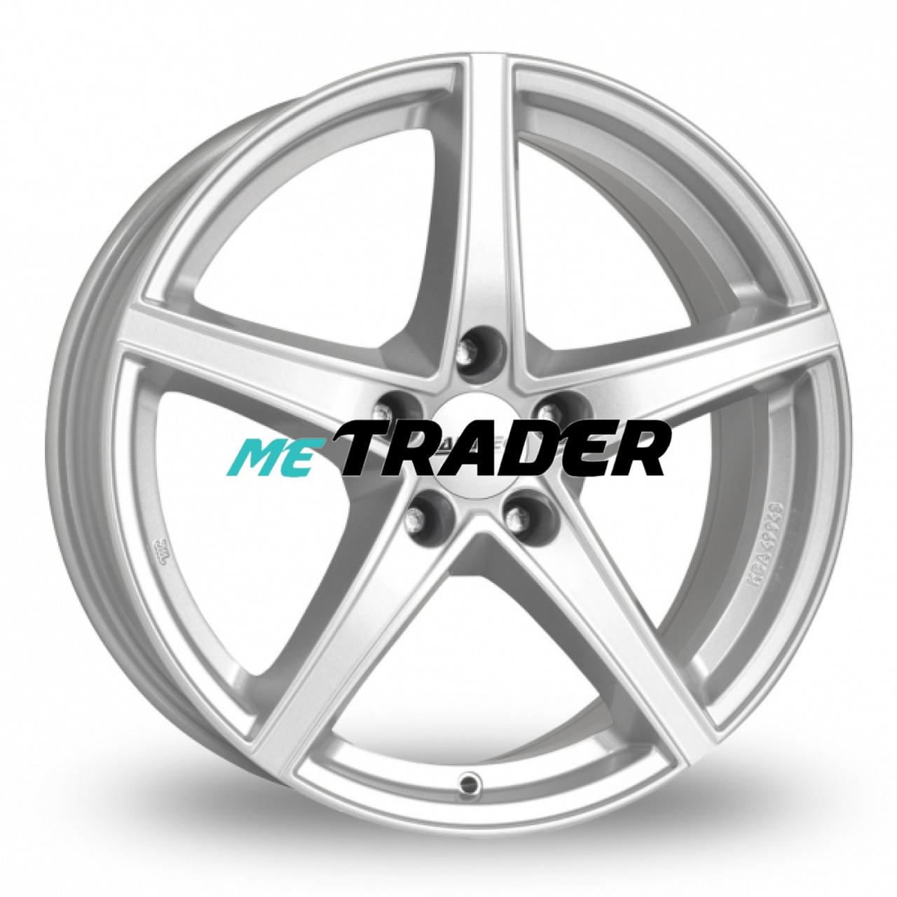 Alutec Raptr R17 W7.5 PCD5x120 ET35 DIA72.6 Silver