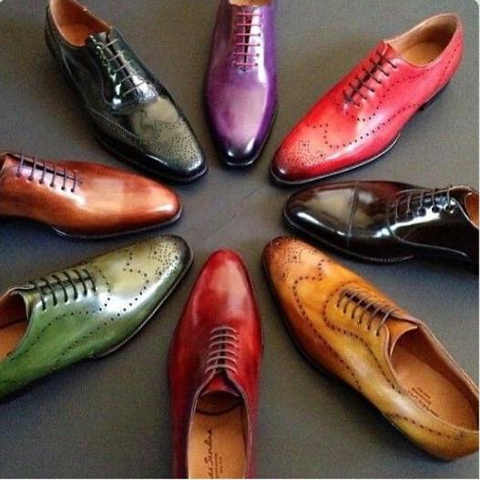 Краски для обуви