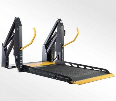 Автомобильное подъемное устройство для людей с ограниченными возможностями Autolift BB 1402