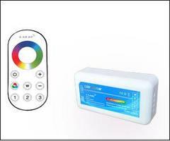 Контроллер RGB PROLUM (RF 3 zone UT 18A Пульт управления)