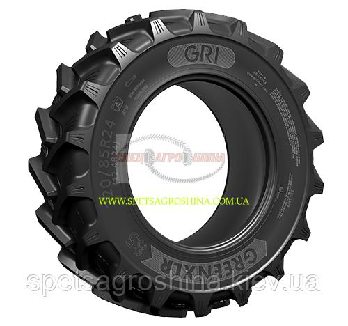 Шина 650/85R38 XLR85 173D/176A8 TL GRI Шрі-Ланка