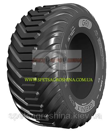 Шина 550/45-22.5 FL700 16PR 154A8 TL GRI Шрі-Ланка