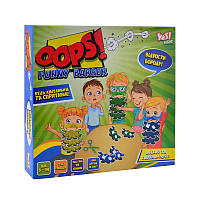 Игра настольная Yes Kids Oops! Отрасти бороду! (953761), фото 1