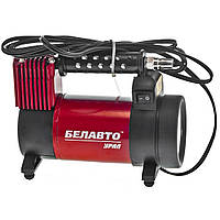 Автомобильный компрессор БЕЛАВТО БК41 Урал 170 Вт 10 Атм 40 л/мин. с LED фонариком