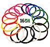 Набор PLA пластика для 3D ручки 1.75 ММ / 320 МЕТРОВ (16 цветов по 20 м)
