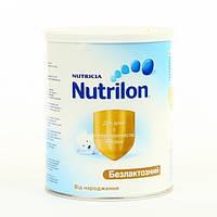 Смесь молочная сухая Nutrilon Безколактозный 400гр Nutricia 90633