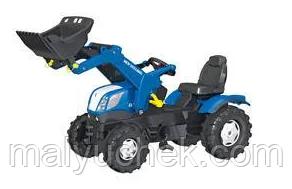 Трактор Farmtrac  New Holland Rolly Toys 611256
