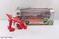 Животные игрушечные 28301 батар, динозавр, звук,свет, ходит, в коробке 43*18*6 см