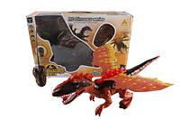 Животные игрушечные на р/у 60102 (1531881)  динозавр,батар,свет,звук,в кор.48*14,5*32см