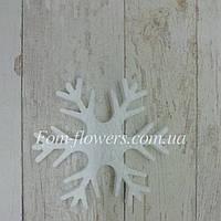 Пенопластовая заготовка Снежинка 3