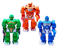 Робот батар. 7M-412/3/4  3 вида в кор.24*16.5*11см