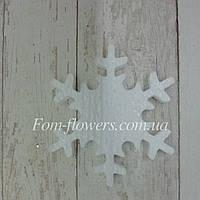 Пенопластовая заготовка Снежинка 4, фото 1