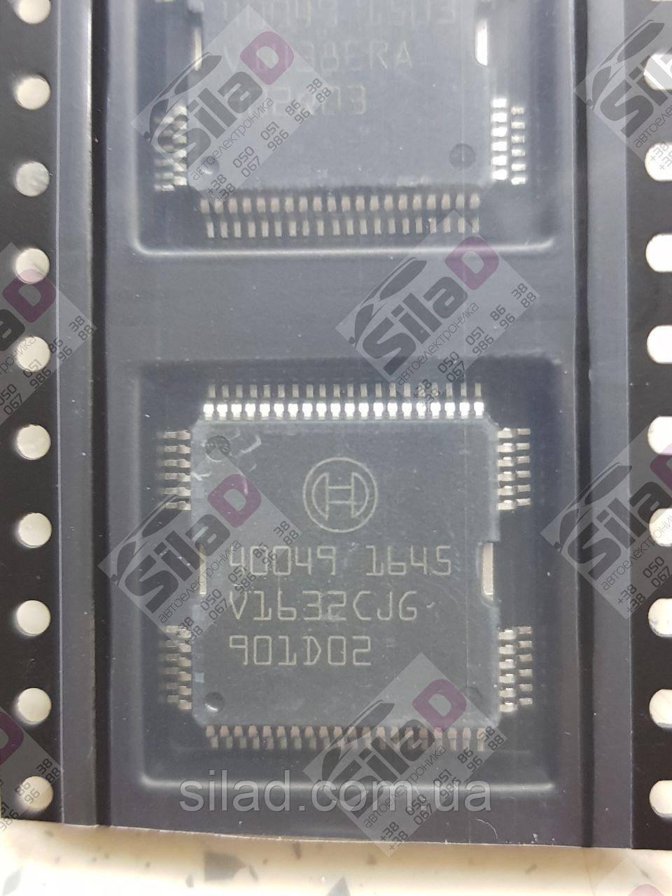 Микросхема Bosch 40049 корпус PQFP-64