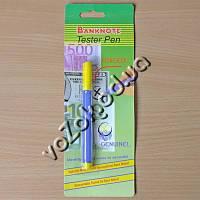 Маркер для проверки банкнот Banknote tester pen (Бэнкнот тэстер пэн), детектор валют