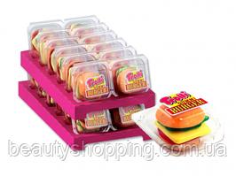 Жевательный мармелад Troll Burger XXL бургеры 50g 12 штук Германия